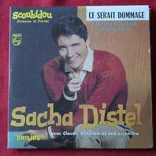 Sacha Distel, scoubidou, CD single 4 titres