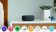 Amazon Echo Dot (3rd Generation) Smart Speaker with Alexa Charcoal - Brand New