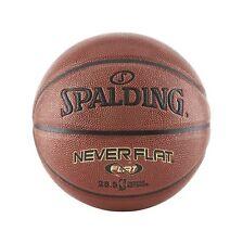"Spalding NBA Neverflat Indoor/Outdoor Basketball Intermediate Size 6  (28.5"")"