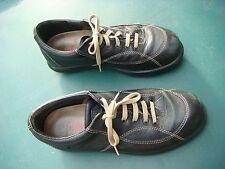 Camper Pelotas black leather shoes size EU 39