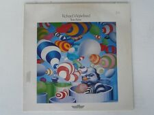 Richard Wahnfried - Time Actor - RARE Synth LP