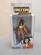 2008 Ame Comi Heroine Series WONDER WOMAN V.1 PVC Statue Figure DC Direct Preown