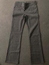 Stitch Fix Liverpool Elastic Waist Stretch Pants Dark Grey Size 8 29