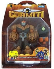 "GORMITI TRANSFORMING LORD NICK 4.75"" FIGURE"
