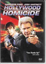 Sony Home Ent.  HOLLYWOOD HOMICIDE, 2003 Film, Harrison Ford, J Hartnett NEW DVD