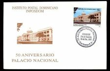 Repubblica Dominicana 1997 National Palace FDC #C 5544
