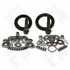 Yukon Gear & Install Kit package for Jeep TJ with Dana 30 front and Dana 44 rear