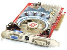 Gecube gc-r9550gu-c3 ATI Radeon 9550xt 128mb AGP video card/tarjeta de vídeo r96xtg