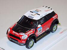 1/43 True Scale Models TSM Mini car #305 Dakar Race 2011 TSM114351