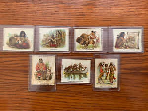 Zira Cigarette Silks Native American / Indian