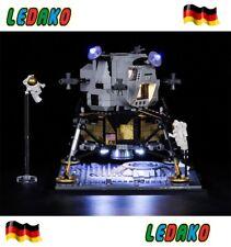 Neuf /& neuf dans sa boîte LEGO ® 5005907 Apollo Lunar Lander écusson//patch s/' adapte à 10266