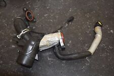 Nissan Renault 1.5 DCi Turbo Air intake Pipe avec EGR Capteur - 165763328R (B6-14)