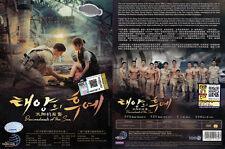 DESCENDANTS OF THE SUN (1-16 End + 3 Sp. Episodes) Korean Drama DVD English Subs