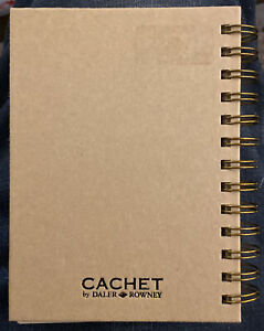 Cachet By Daler Rowney Artistic 4 x5 Sketchbook