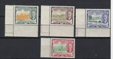 St Kitts 1952 top values MH/MNH SG102-105