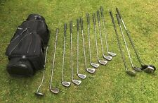 SET OF OF GOLF CLUBS Including Golf bag