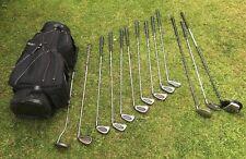 SET OF OF GOLF CLUBS Including Golf bag