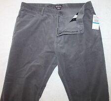 Michael Kors Mens Gray 5-Pocket Corduroy Jeans Pants Tailored Fit NWT 36 x 34