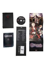 Castlevania Portrait of Ruin 20th Anniversary Promo ONLY (No DS Game) VERY RARE