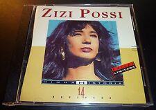 """ZIZI POSSI """"Minha Historia"""" (CD 1994) ***EXCELLENT*** Brazilian OOP"""