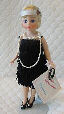 "Madame Alexander 10"" Flapper MADC Convention Doll & Memoribilia 1988' PRISTINE"