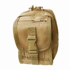 MOLLE PALS Gadget Pouch for Camera iPod iTouch Cell Phone TAN (CONDOR MA26)