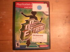 Dance Dance Revolution Extreme (Playstation 2/PS2) New!