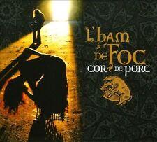 Cor de Porc [Digipak] by L'Ham de Foc (CD, May-2005, Galileo Music...