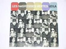 CD PROMO / LES NEGRESSES VERTES / LEILA / TBE++++++++++