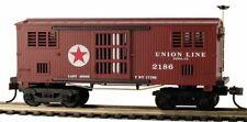 HO - 28' Wooden 1860 Horse Car Pennsy RR, Union Line #2192 - MAN-722050