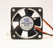 35mm 10mm New Case Fan 12V 5.3CFM 2pin Sleve Brg PC CPU Cooling 3510 282*