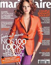 MARIE CLAIRE N°702 FEVRIER 2011 SPECIAL MODE_S.COPPOLA_BERLING_EQUILIBRER SA VIE