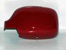 Renault Kangoo CAP MIRROR pour rétroviseur extérieur à gauche rouge 8200245190