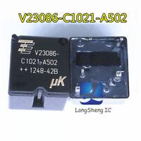 5pcs V23086-C1021-A502, uK Series Relay new