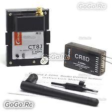Corona 2.4Ghz CT8J Module & CR8D 2.4GHz DSSS 8CH Receiver for JR TZ FM