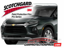 2019 Chevrolet Blazer RS 3M Pro Series Clear Bra Deluxe Paint Protection Kit