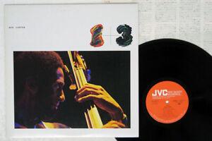 RON CARTER 1 + 3 JVC VIJ-6317 Japan VINYL LP