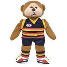 SKANSEN BEANIE KID BENNO THE ADELAIDE CROWS AFL MINT WITH MINT TAG MARCH 2013