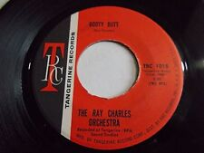 Ray Charles Orchestra Sidewinder / Booty Butt 45 1971 TRC Vinyl Record