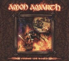 AMON AMARTH CD - VERSUS THE WORLD [2 DISCS](2009) - NEW UNOPENED - ROCK METAL