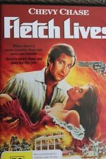 FLETCH LIVES CHEVY CHASE RARE DELETED REGION 4 DVD MOVIE REGULAR WIDESCREEN
