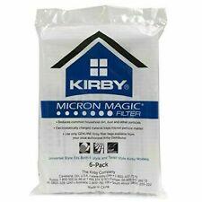 Kirby 204811G Hepa Cloth Vacuum Cleaner Bags - 6 Pack