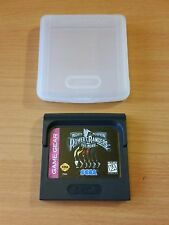 Mighty Morphin Power Rangers: The Movie (Sega Game Gear, 1994) ~ WORKS GREAT!
