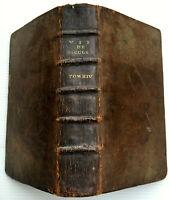 1732 PIERRE NICOLE VIE ESSAIS DE MORALE JANSENISME HIFTOIRE THEOLOGIE BOOK LIVRE