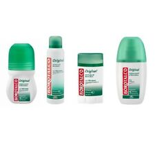 BOROTALCO ROBERTS Original deo test paket set roll-on spray stick vapo