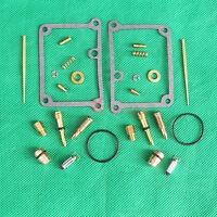 Carburetor Repair Rebuild Kit For Yamaha BANSHEE YFZ350 YFZ 350 ATV 2 Carbs