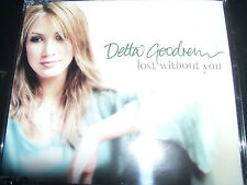 Delta Goodrem Lost Without You Australian CD Single – Like New