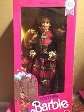 Special edition Scottish Barbie 1991 # 9845 NRFB