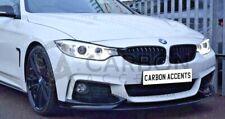 BMW 4 Series F32 F33 F36 Gloss Black Front Splitter Lip M PERFOMANCE