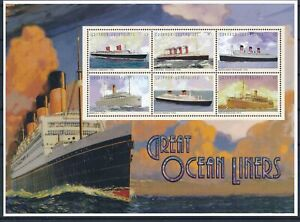 [G26092] Grenada/grenadines Boats good sheet very fine MNH